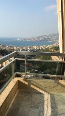 Other real estate in Zouk Mikaël - شقة للإيجار في زوق مكايل مطلة على البحر