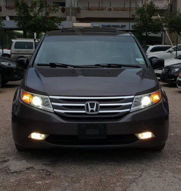 Vans in Tripoli - Honda odyssey model 2011