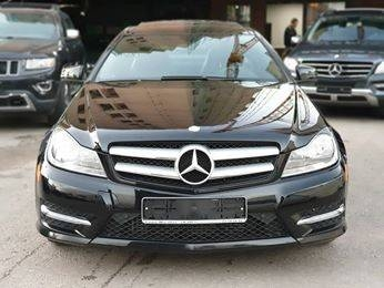 Mercedes-Benz in Beirut City - 2012 C250 coupe