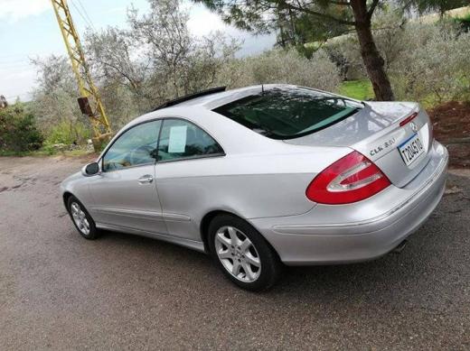 Mercedes-Benz in Nakhleh - Mercedes-Benz clk320 2005