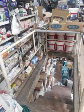 Shop in Chiyah - محل مواد بناء وادوات صحية للاستثمار او للايجار