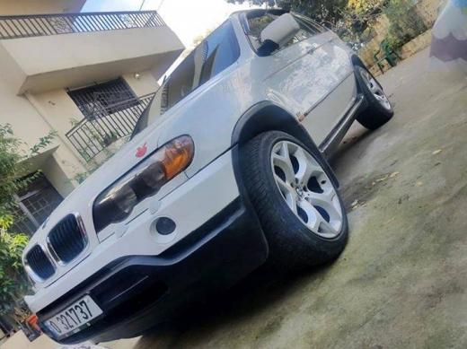 BMW in Beirut City - BMW X5 2001