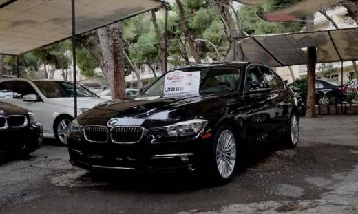 BMW in Tripoli - BMW 328i 2.0L T bl 2013 Lux navigation