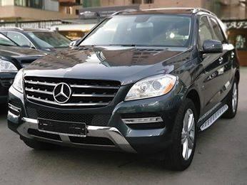 Mercedes-Benz in Beirut City - 2012 ML350 4Matic