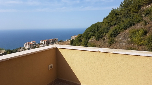 Apartment in Halate - Rare Catch Brand New Triplex For Sale In Halat With Unblockable Sea View