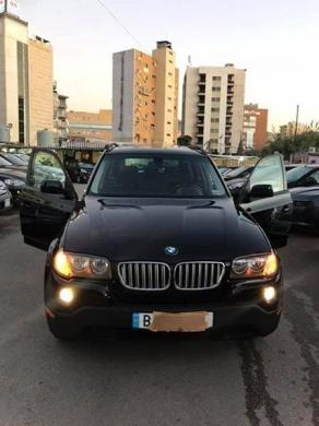 BMW in Beirut City -  bmw X3 model 2008