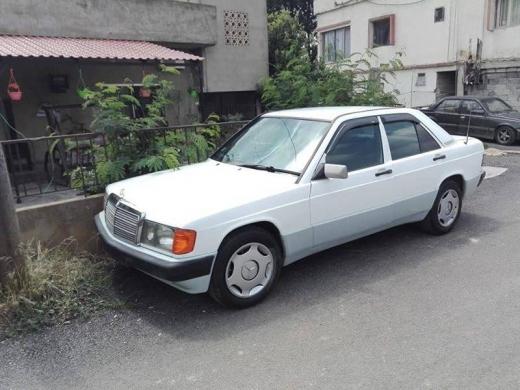 Mercedes-Benz in Abboudiyeh -  Mercedes 190