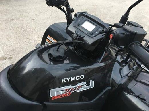 Yamaha in Zgharta - FOR SALE OR TRADE ATV KYMCO (Yamaha) 500cc Model 2015