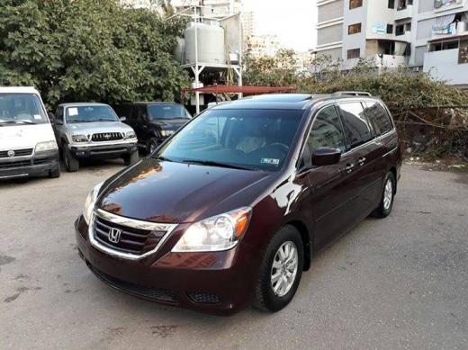 Vans in Al Bahsas - honda odyssey modell 2009