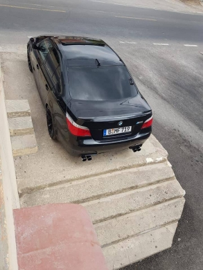BMW in Beirut City - BMW M5 model 2006