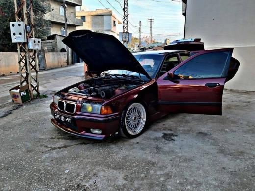 BMW in Abdeh - BMW 325 model 92