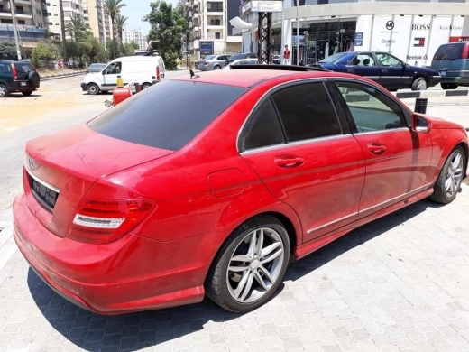Mercedes-Benz in Al Bahsas - Mercedes-Benz C250 2013