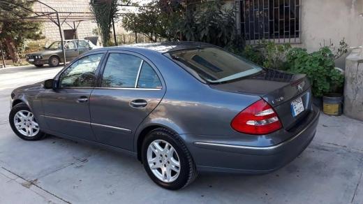 Mercedes-Benz in Al Bahsas -  Mercedes-Benz E320 model 2005