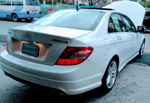 Mercedes-Benz in Beirut City - Mercedes-Benz C350 look AMG model 2009