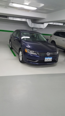Volkswagen in Ghazir - VW Passat 2015 from agent Kettaneh for sale! As New!