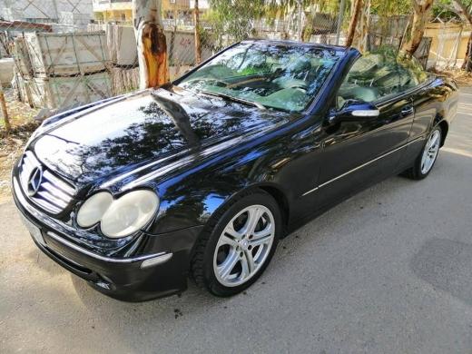 Mercedes-Benz in Beirut City - Mercedes CLK 320 2005
