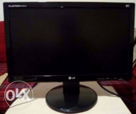 Monitors in Aylout -  LG W1941S-PF 19-inch TFT Monitor Screen/TV شاشة عرض (للكمبيوتر او تلفزيون غ