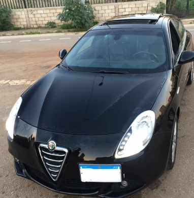 Alfa Romeo in Al Bahsas - الفا روميو موديل ٢٠١٢ كلين كار فول الزوايد