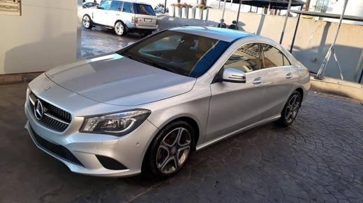 Mercedes-Benz in Beirut City -  Mercedes-Benz CLA 250 Model 2014