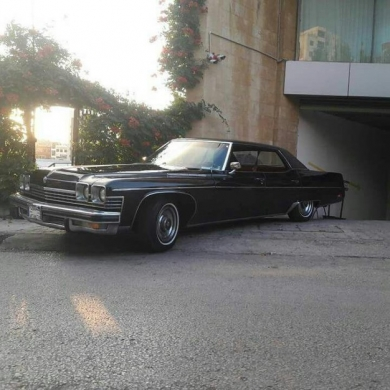 Buick in Khalde - Buick Electra 1974, collection car . 2019 mechanic fees paid