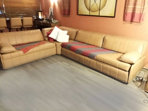 Sofas, Armchairs & Suites in Kaslik - L shaped sofa-bed