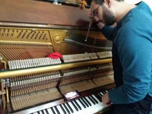 Musical Instruments & DJ Equipment in Achrafieh - Professional Piano Tunning