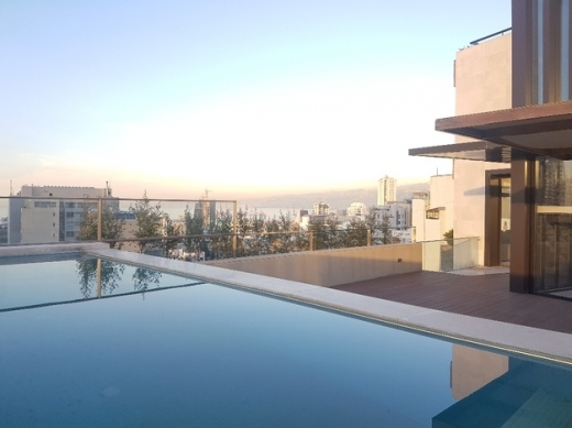 Apartment in Achrafieh - PF345 Duplex apartment with private pool!