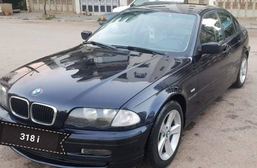 BMW in Tripoli - bmw 318 i.modele 2000
