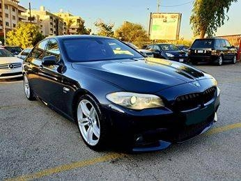 BMW in Beirut City - 2011 bmw 550 M sport package