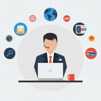 Marketing, Advertising & PR in Beirut - Internship Graphic designer