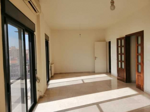Apartments in Antelias - fully decorated apartment for sale with open view
