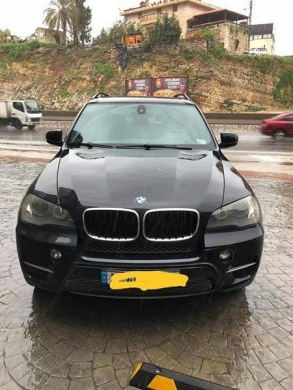 BMW in Beirut City - BMW x5 2011