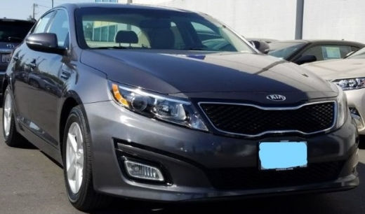 Kia in Jdaide - Kia Optima 2015 - Very good price