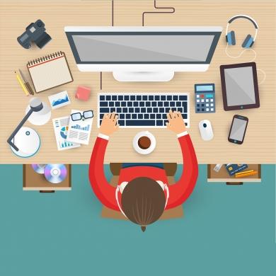 Computing & IT in Beirut - web designer and developer Internship