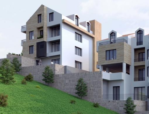 Apartment in Ghedras - Brand new 3 bedrooms duplex for sale in Ghodras