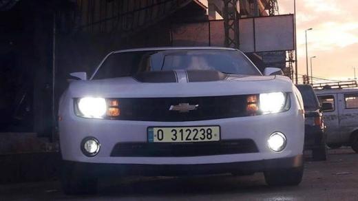 Chevrolet in Tripoli - Camaro 2010