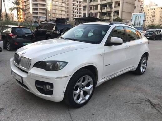 BMW in Tripoli - bmw x6 2011