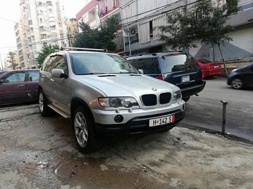 BMW in Beirut City -  BMW X5 3.0