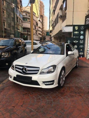 Mercedes-Benz in Beirut City - Mercedes c 180 2012