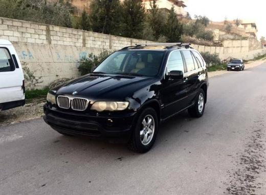 BMW in Beirut City - Bmw x5 v8 model 2002