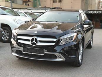 Mercedes-Benz in Beirut City - Mercedes-Benz 2015 GLA 250 4Matic