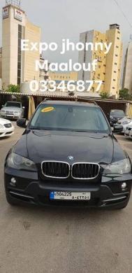 BMW in Tripoli - BMW x5 mod 2009