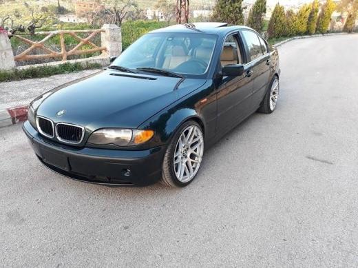 BMW in Tripoli - bmw 330i 2002