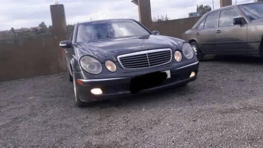 Mercedes-Benz in Beirut City - Mercedes-Benz E320 model 2003