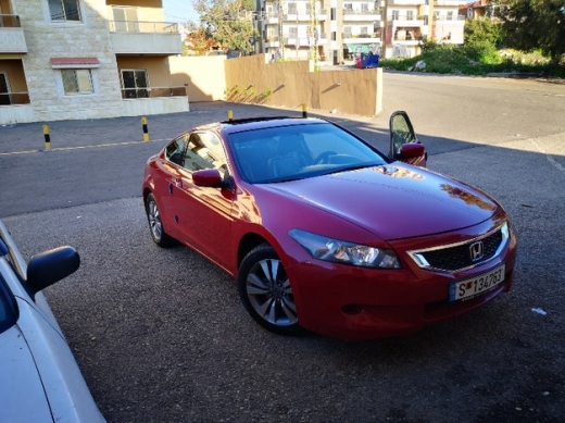 Honda in Saida - super clean honda accord coupe model 2009