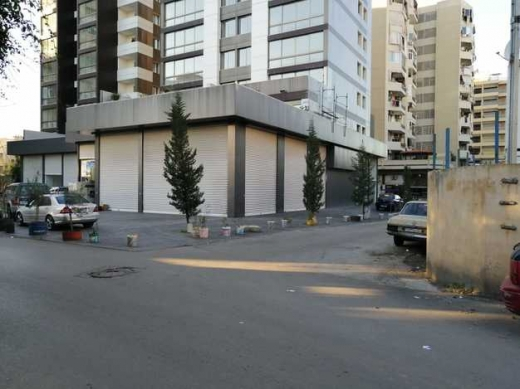Shop in Baouchriye - Brand new shop 60 m2 in Bauchrieh