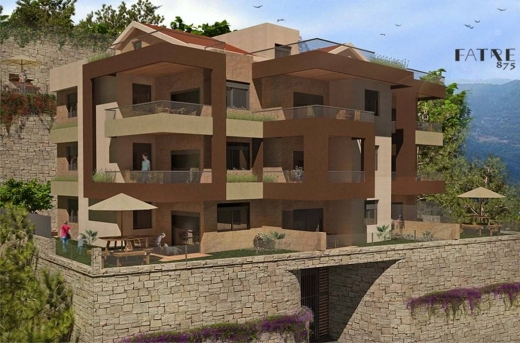 Apartments in Fatreh - Apartment for sale in Fatreh