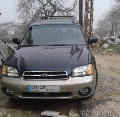 Subaru in Mayrouba - Subaru 4WD model 2000  5800$
