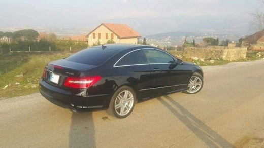 Mercedes-Benz in Beirut City - For sale mercedes e550 2010