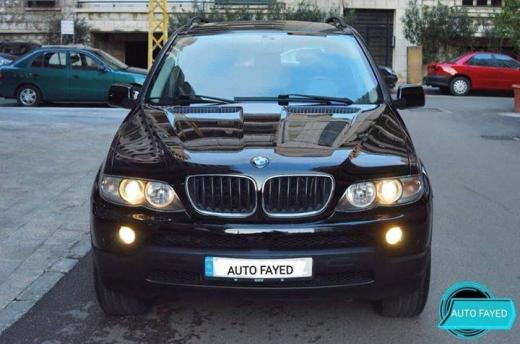 BMW in Beirut City - Bmw x5 3.0 2006,